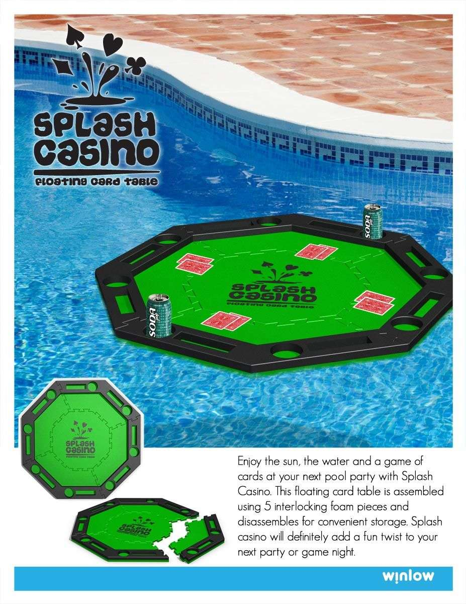 Floating Card Table. View Product